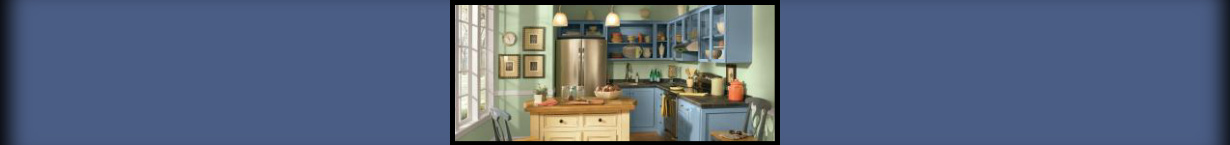 Banner image of a country kitchen.