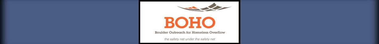 Banner image of BOHO logo.