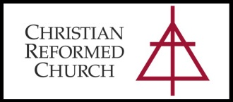 Banner image of the Christian Reformed Church logo.